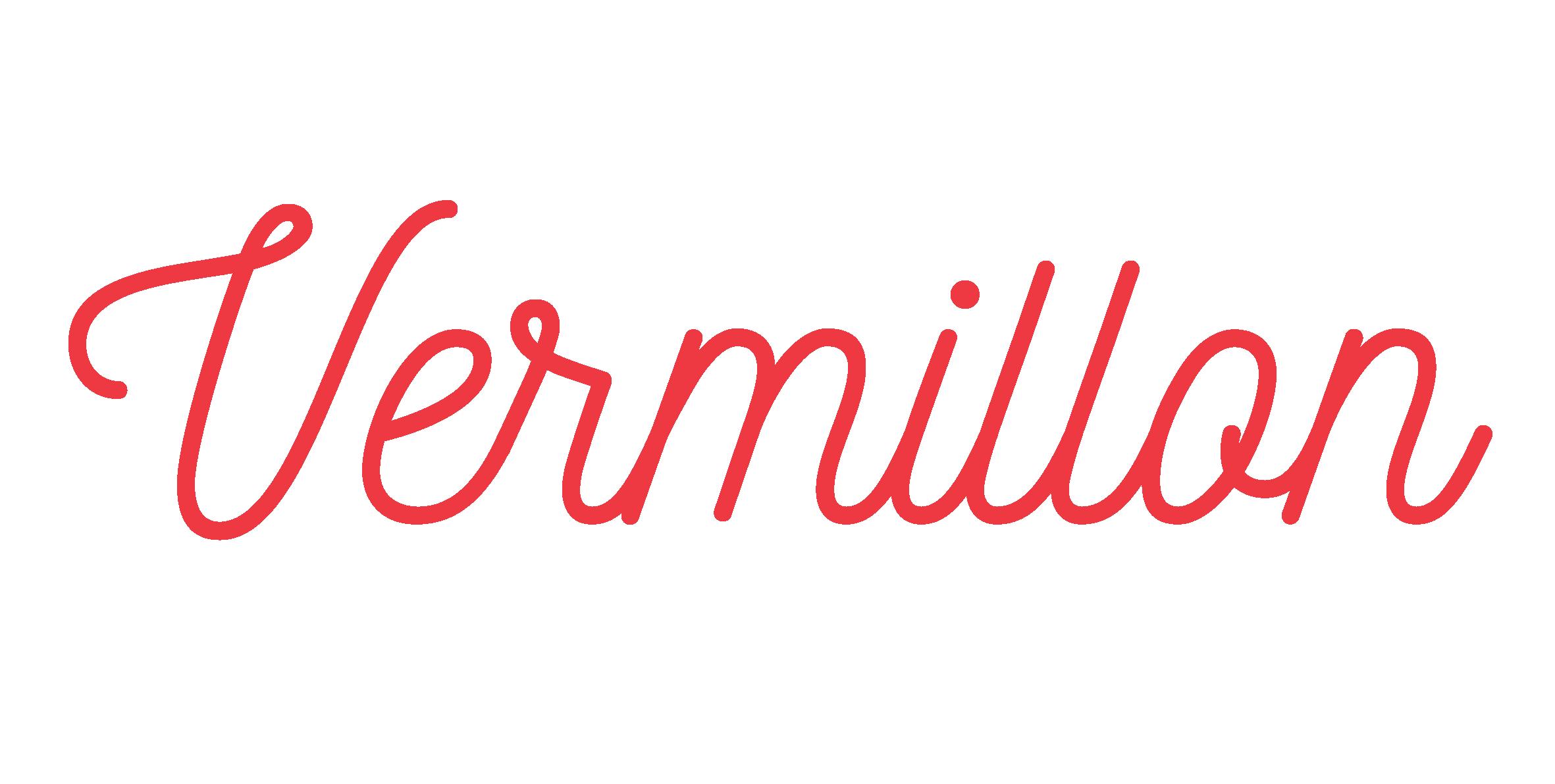 Vermillon Logo